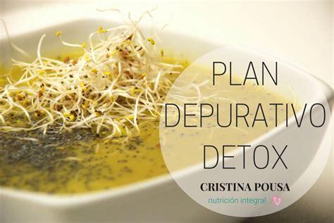 Detox For In Chino by Depurativo Detox En Oto 209 O Cristina Pousa
