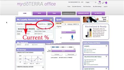 Doterra Office by How To Redeem Your Loyalty Reward Points