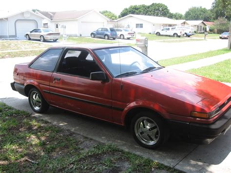 1987 Toyota Specs Tollotacorolla 1987 Toyota Corolla Specs Photos