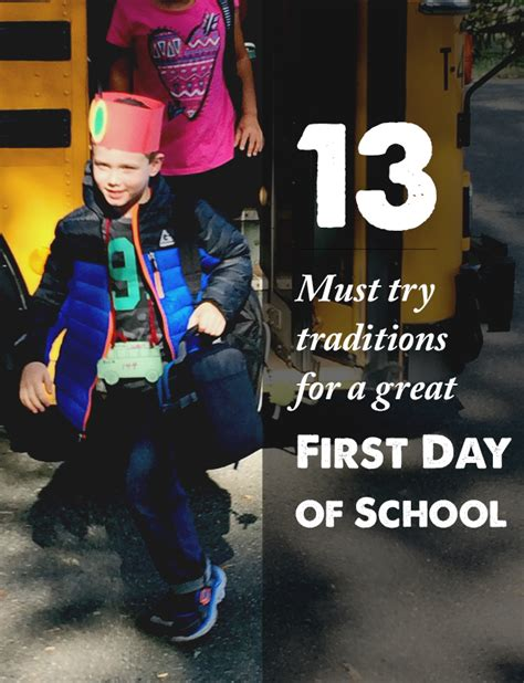 the beginning read this first modern parents messy kids 13 fun new traditions for the first day of school modern