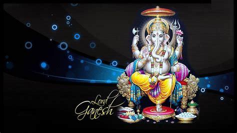 desktop wallpaper hd lord ganesha hindu god ganesha image for free download lord ganesha