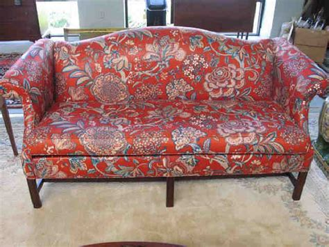 red floral sofa camelback conover sofa red floral 1280895
