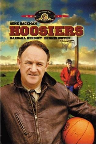 film love coach hoosiers fun fact the sports movie many people know and