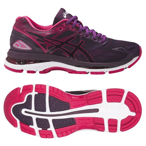 asics running shoes selection guide asics gel nimbus 19 running shoes sweatband