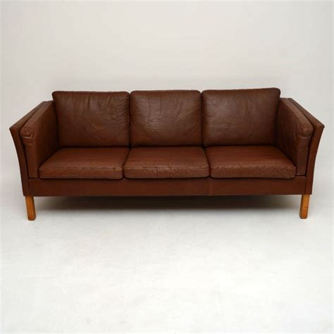 retro leather sofa vintage 1960 s retrospective