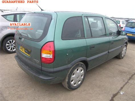 Spare Part Zafira opel zafira breakers opel zafira spare car parts