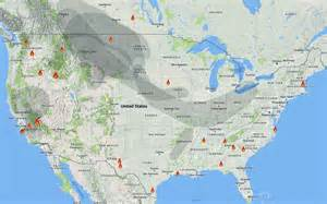 Montana Wildfire Map by Fires In Oregon Current Trend Home Design And Decor