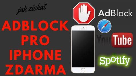 iphone adblock reklam 225 m stop adblock pro iphone ipod zdarma ios 11 2 2018 funkčn 237