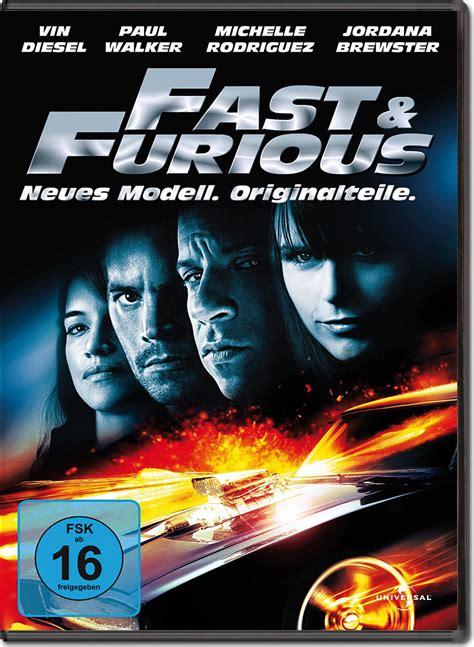 The Fast And Furious the fast and the furious 4 fast furious dvd filme