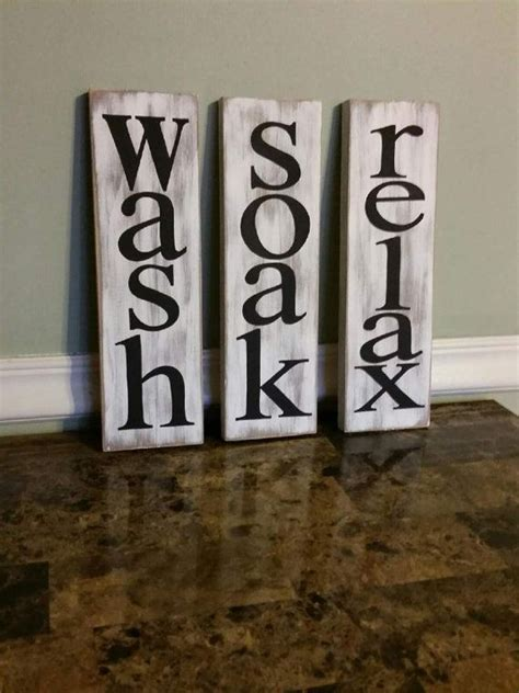 bathroom decor signs best 25 small wood projects ideas on pinterest easy