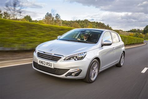 peugeot first car first drive review peugeot 308 1 6 hdi allure 2013