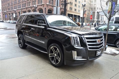 cadillac dealer in chicago 2015 cadillac escalade luxury stock gc1154aa for sale