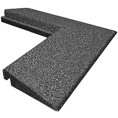 Great Mats by Outside Corner For Sterling Rubber Tile 1 25 Inch