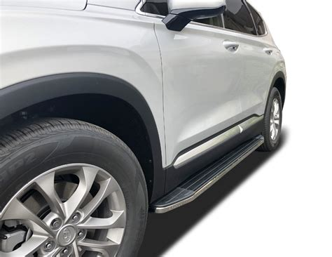 hyundai santa fe ez  running boards