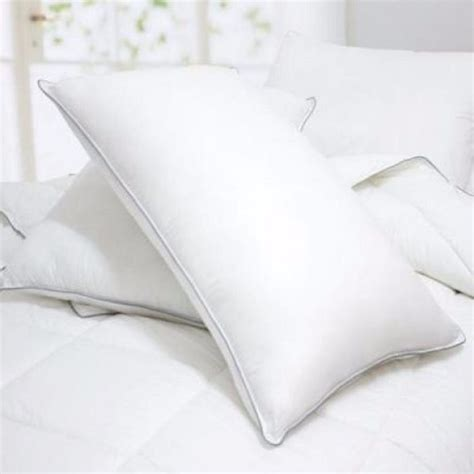 2 pcs bed pillows quenn standard king size hypo alergenic