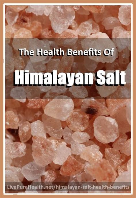 How To Use Himalayan Salt Block For Detox by Best 25 Benefits Of Himalayan Salt Ideas On