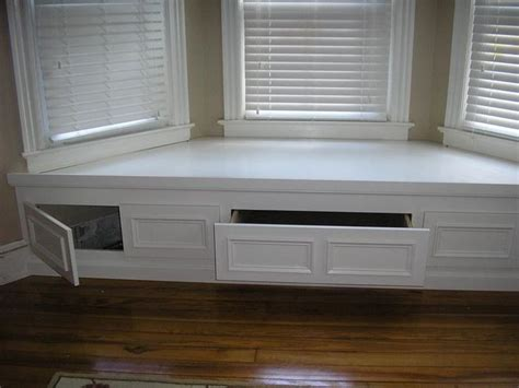 Window Bench With Storage Bay Window Seats The Surprising Photograph Above Is Section Of Bay Window Storage Seat