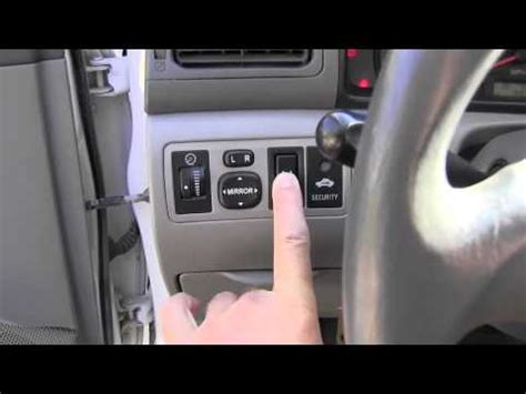 how to reset tire pressure light how to reset 2005 toyota sienna maintenance light