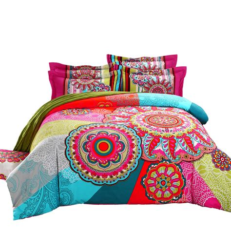 where to buy comforter sets aliexpress com buy bohemia duvet cover set winter