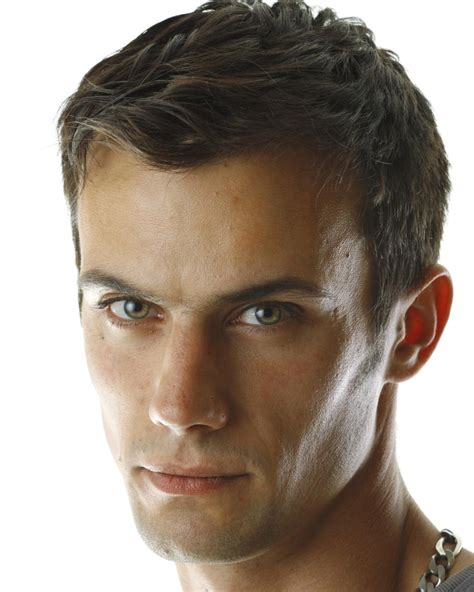 High Cheekbones Men | attractive facial features the elements of a perfect face