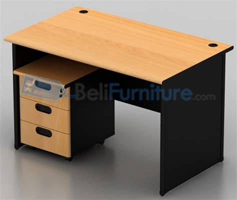 Uno Classic Meja Kantor 160 cm murah, bergaransi, dan
