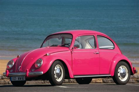 Pink Punch Buggy Beetles Bugs Pinterest Pink