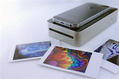 snapjet is the world s open source instant printer for smartphones