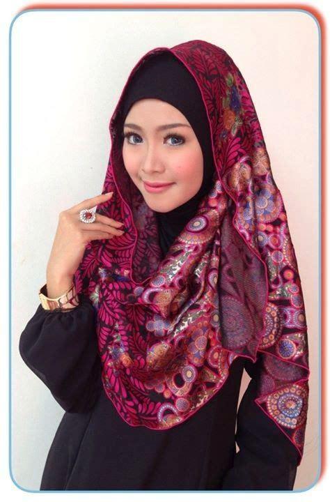 tutorial fashion berhijab tips berhijab komunitas hijabers fashion moslem