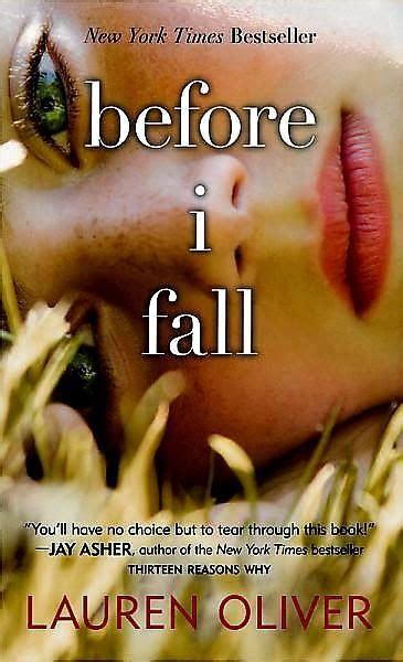 before i fall oliver book trailer fan made madrid school library news book review before i fall