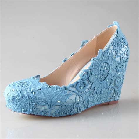 light blue evening shoes light blue heels lace