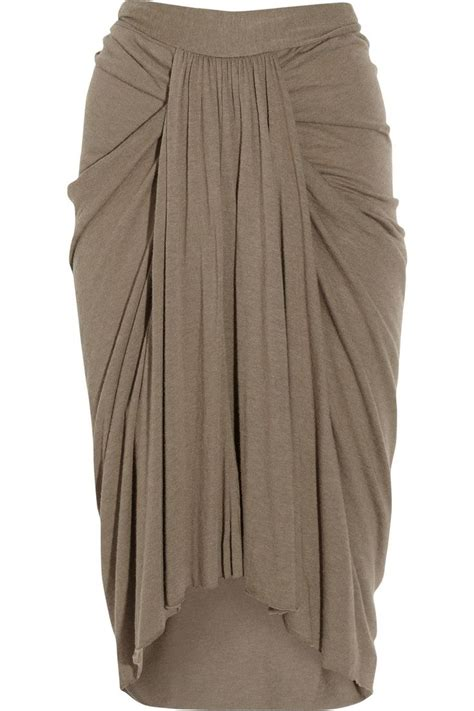 drape skirt skirt love my style pinterest