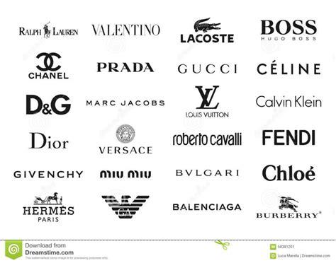 top fashion designers logos www pixshark com images