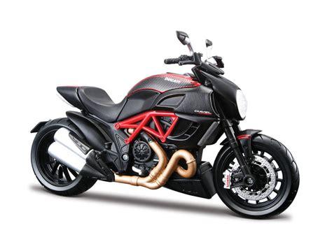 Motorradbekleidung Neuheiten 2019 by Ducati Diavel Carbon Motorrad Modell Maisto 1 18 Neu