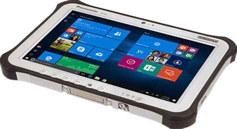 panasonic rugged tablet potential battery hazard leads to recall of 280 000 fz g1 tablets
