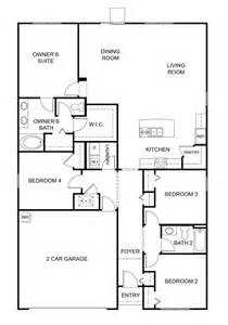 Floor Plans For Dr Horton Homes Dr Horton Floorplans