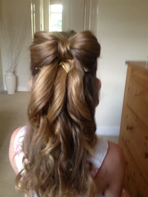 hairdos for girl for father daughter dance 17 best images about father daughter dance hair on