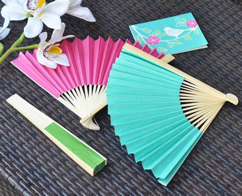 Handmade Fans For Weddings - paper fan fan wedding fans paper fan paper wedding