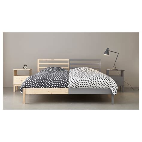 tarva daybed frame pine tarva bed frame pine lur 246 y standard double ikea