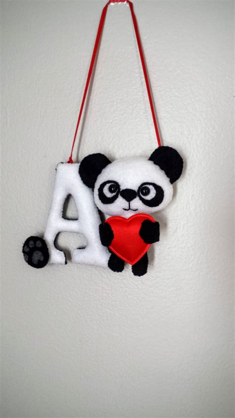 Panda Decorations by Panda Wall Decoration Door Decoration Letter And Animal