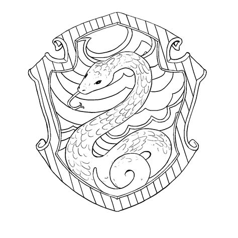 harry potter coloring pages hufflepuff hufflepuff crest pottermore tattoos