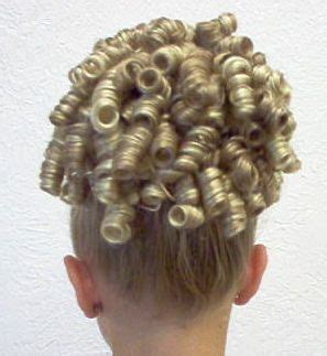barrel curl hair pieces cheerleader hairpieces cheer curls classic curls