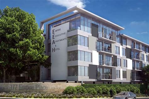 Apartment Hotel Johannesburg The Capital Empire Johannesburg