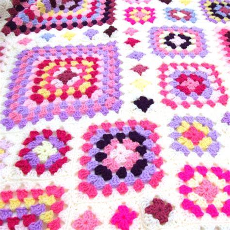 shabby chic crochet blanket pattern woolnhook by leonie morgan