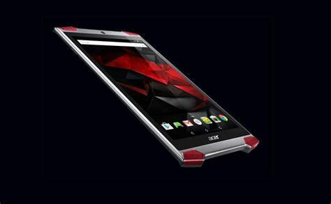 Handphone Acer Predator 6 acer predator 6 is a smartphone for android gaming