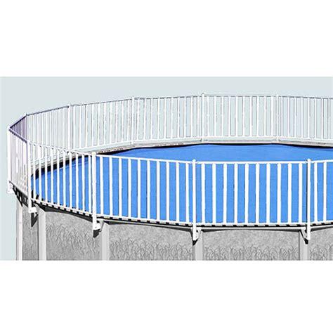 walmart fence heritage 15 pool fence enclosure walmart