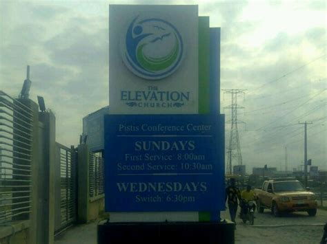 elevation church new years service signage pistis conference center the elevation church