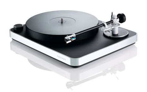 clear audio clearaudio concept mm turntable mcru