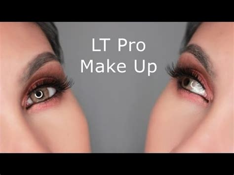 Lt Pro Eye Make Up Remover lt pro make up tutorial suhaysalim