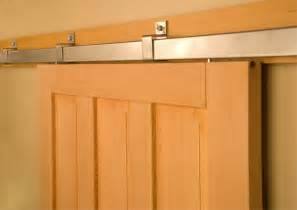 Door hardware sliding barn door hardware box rail sliding hardware