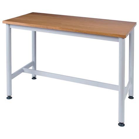 proform bench proform school science bench iroko top with grey frame